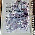 Cahier de citations