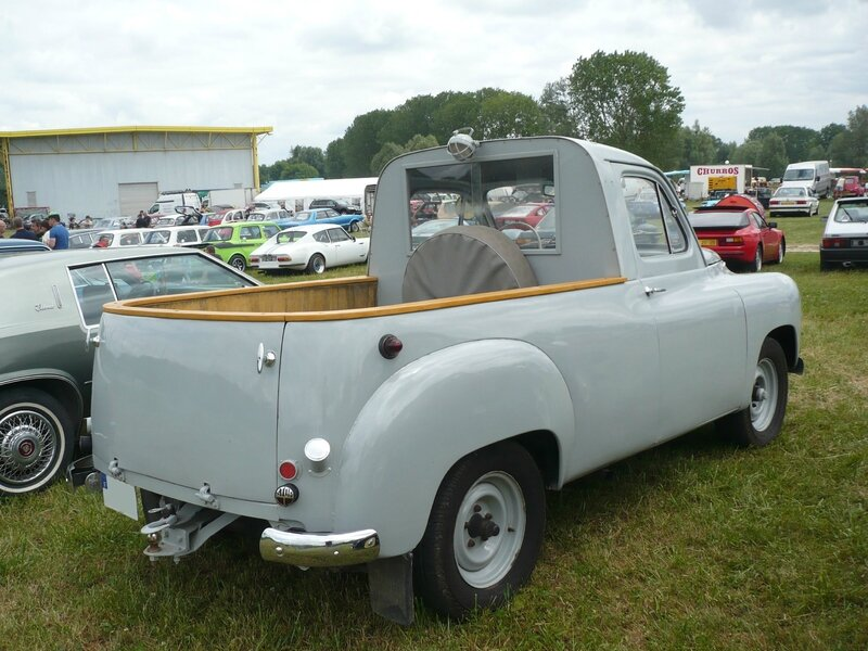 RENAULT Colorale pick-up 1951 Madine (2)