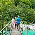 Voyage à travers l'europe, la slovénie