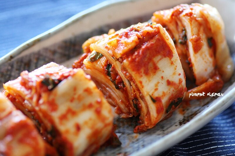 kimchi poggi