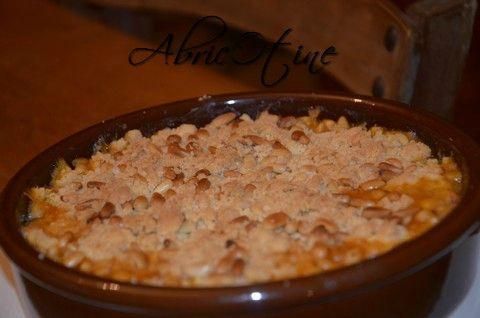 crumble tomates parmesan pignons2