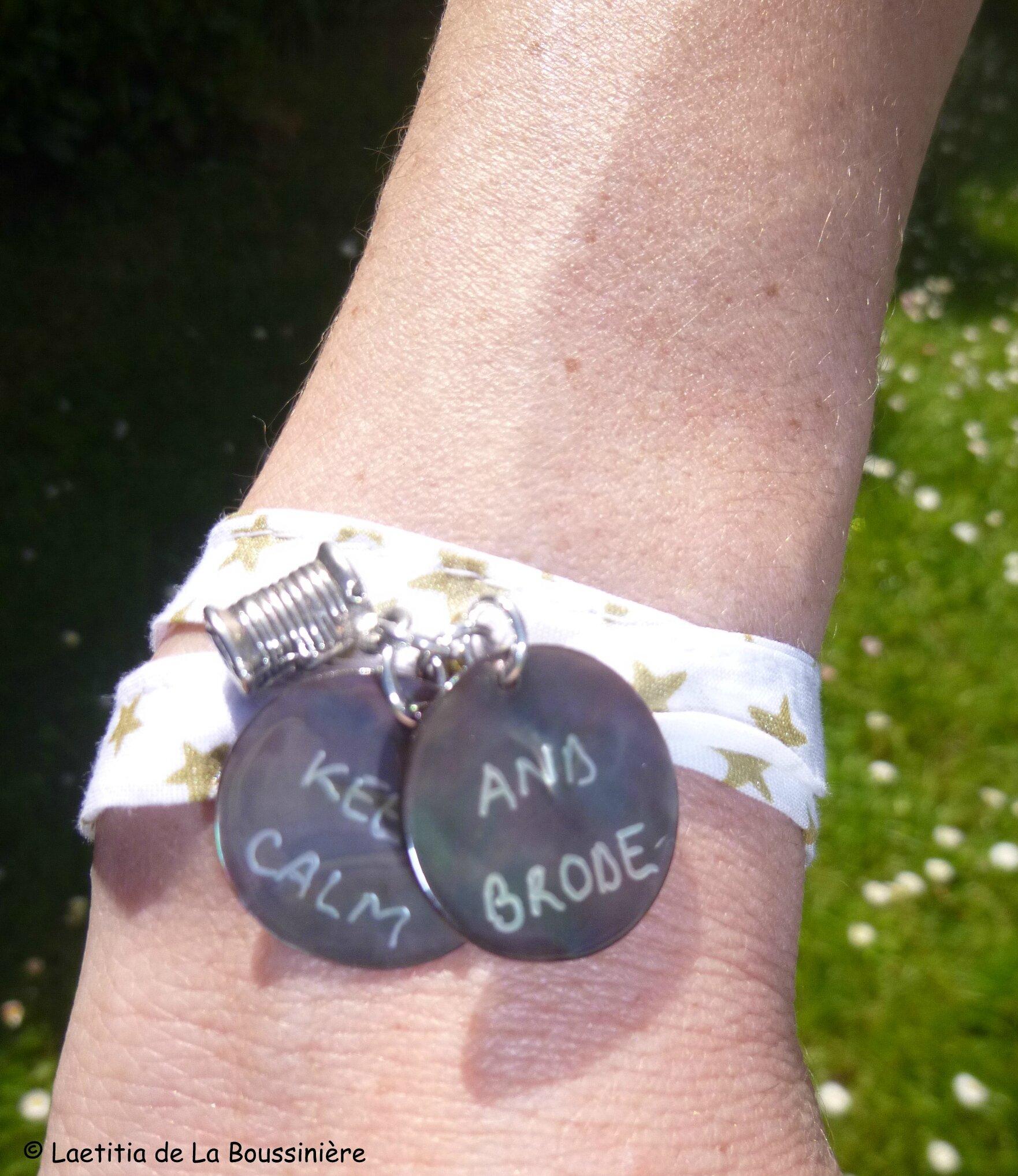 Le bracelet de Fanny