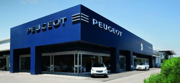Peugeot citro n arleux les amis du parcours for Garage peugeot saint quentin