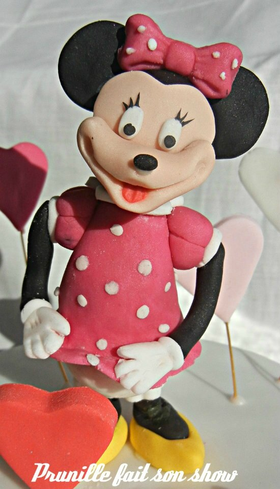 minnie fondant prunillefee