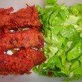 Terrine de betterave rouge au paprika sans gluten, sans lait et sans oeufs