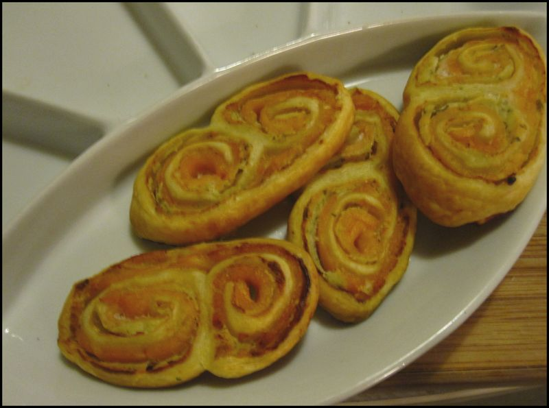 Palmiers a l italienne for Cuisine a l italienne