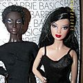 Mes barbies de collection