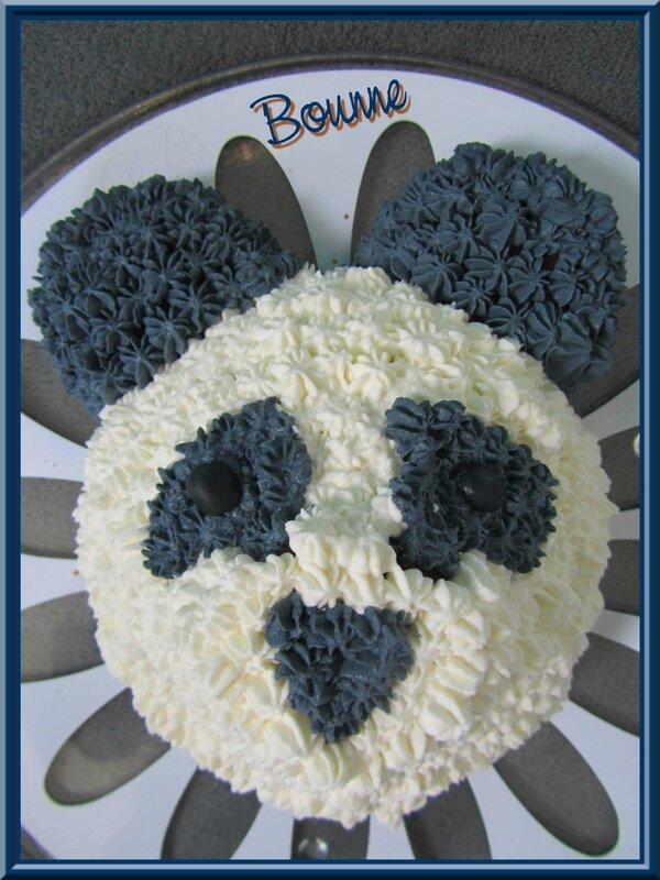 Gâteau Panda (7)