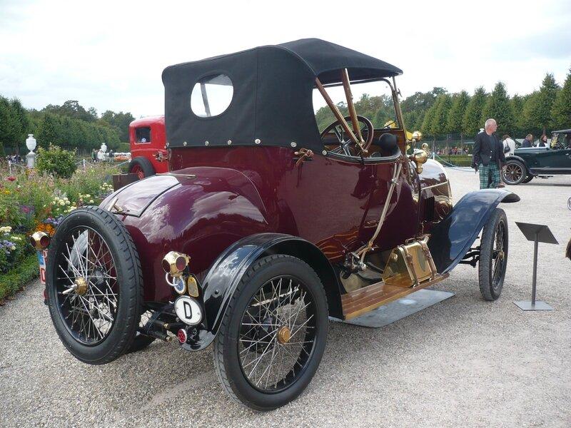 NSU 5-15PS Sport Roadster 2-Sitzer 1914 Schwetzingen (2)