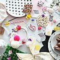 ▼▲▼ une table multi diy de pâques ▼▲▼