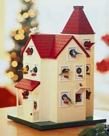 birdhouse-advent-calendar-christmas-advent-calendar-ideas-days-till-christmas-craft-tree-centerpiece-easy-kids-carft-diy-fun-cute-shabby-chic-decoration