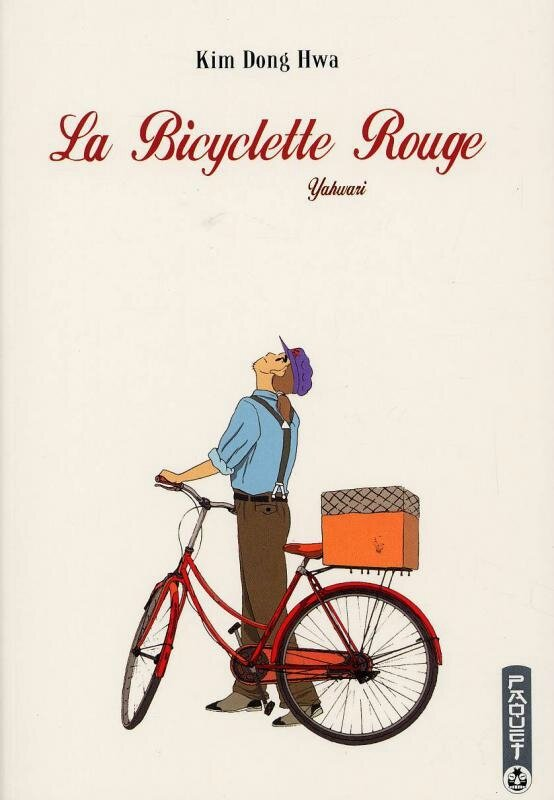 bicyclette rouge 1