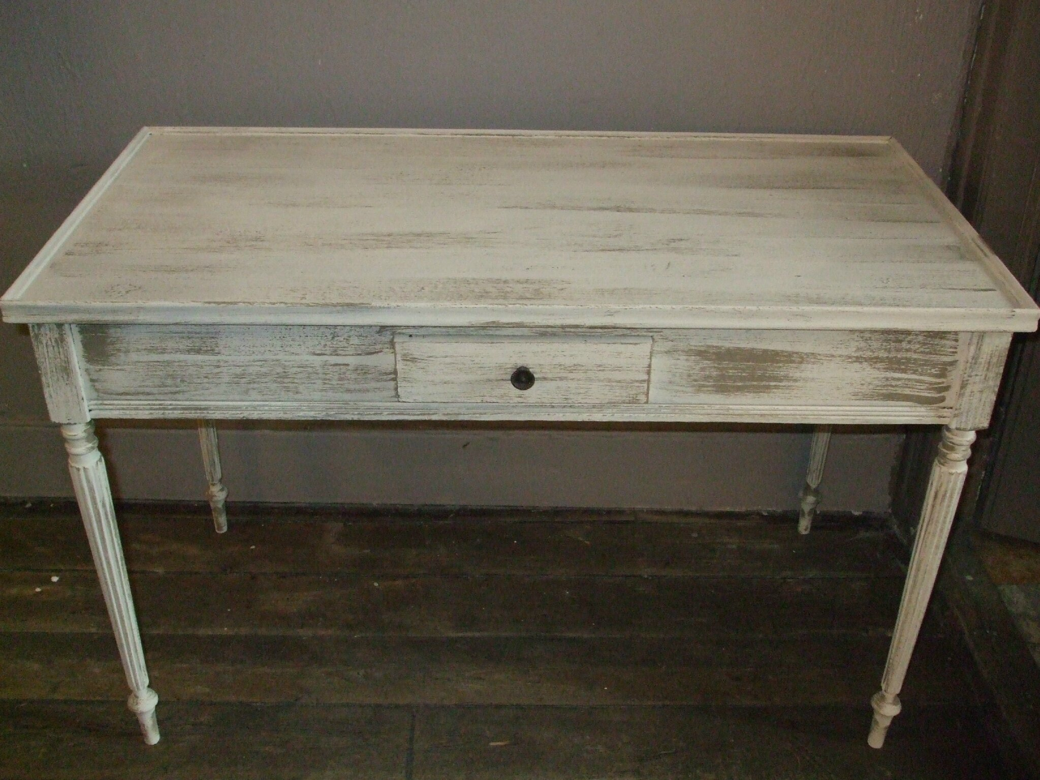 Table Basse Patinee