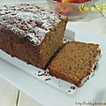 Cake au thé earl grey / кекс с чайной заваркой earl grey