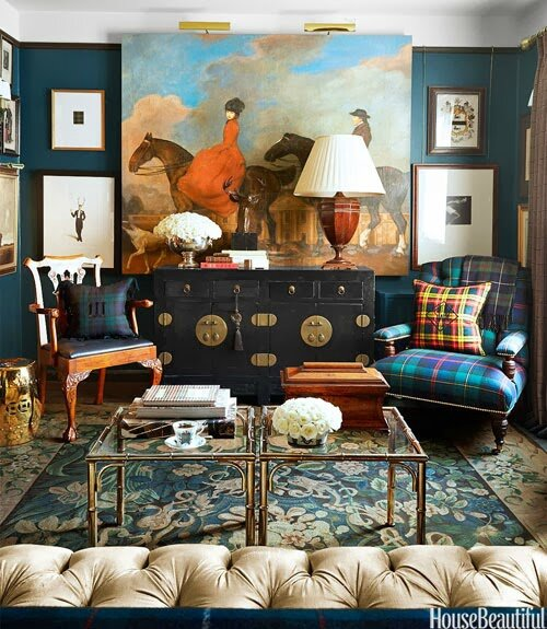 Scot Meacham Wood Design, Living Room