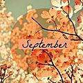 Le bilan de septembre de céline