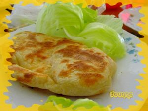 Cheese Naans (2)