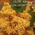 Céleri rémoulade façon weight watchers (au thermomix ... ou pas !)