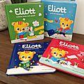 Eliott : une nouvelle collection de livres animés