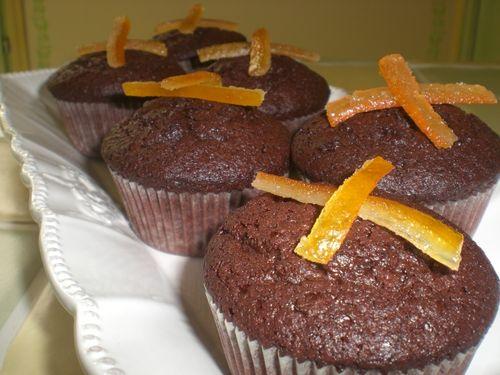 Muffins chocolat/orange