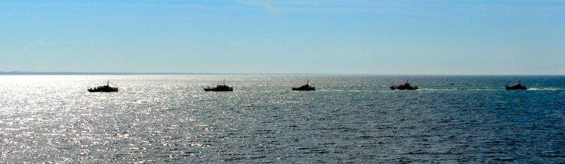 Ch26 - Les 5 bateaux de sauvetage - Grande parade nautique