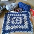Super granny square