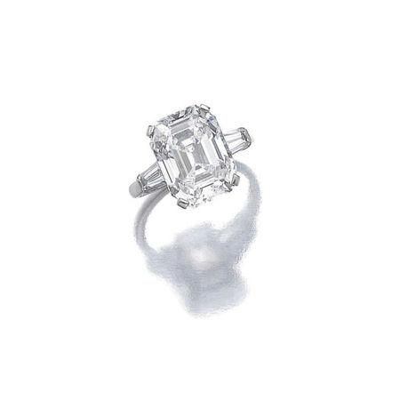 Diamond ring, Bulgari
