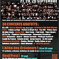 Allée des créateurs-28 et 29 septembre 2013