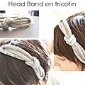 Workshop headband