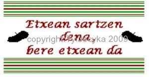 Proverbe Basque - 2