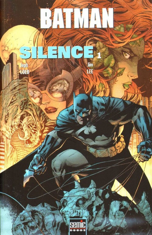 semic batman silence 01