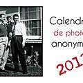 Le calendrier 2013 est disponible !