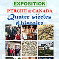 1. Perche & Canada 4 siècles d'histoire (2016)