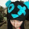 Bonnet Panda de la Nana offert par My Love .