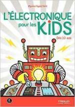 L'électronique pour les kids couv