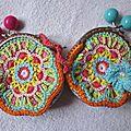 Little box of crochet...