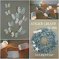 Atelier créatif - mai 2017