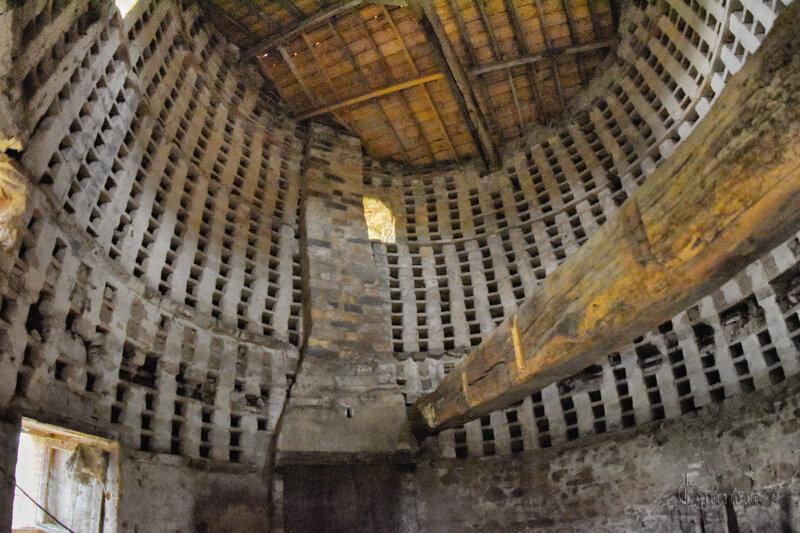 Premières Journées du patrimoine au château fort de l'Ebaupinay (5)
