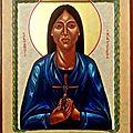 La première sainte amérindienne