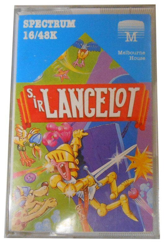 sir-lancelot-1984-melbourne-house-a-zx-spectrum