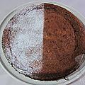 Gâteau au yaourt à la châtaigne