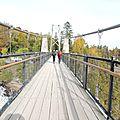 Un pont beaucoup trop haut et beaucoup trop long !