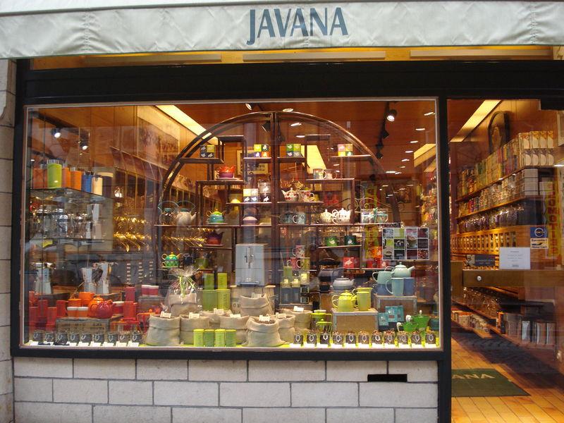 Bruges, ce sont aussi les magasins