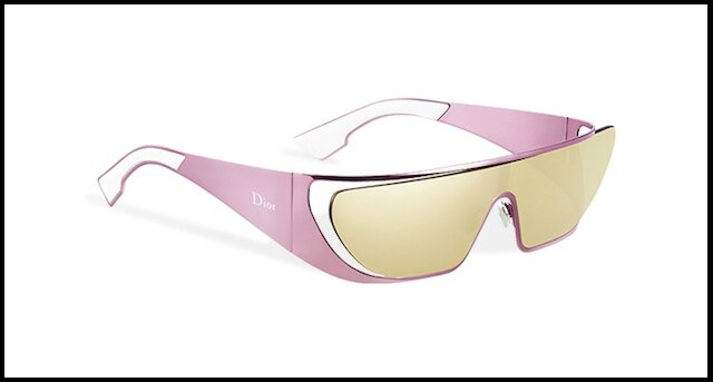 dior lunettes solaires rihanna rose
