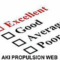 NEWS AKI PROPULSION DE SITES WEB ET BLOGS ENTREPRISES