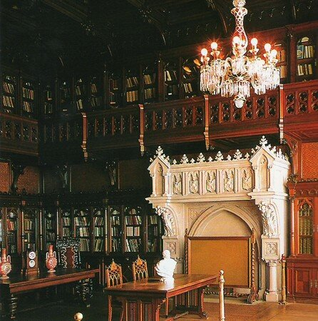 biblioth_que_de_Nicolas_II