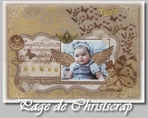 Page de Christscrap