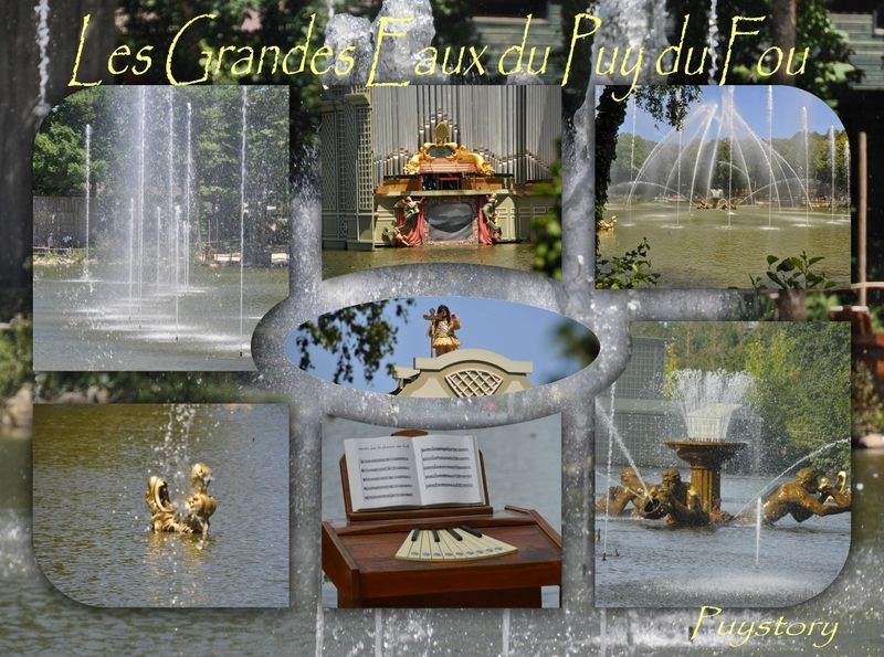 les grandes eaux puy story. Black Bedroom Furniture Sets. Home Design Ideas