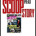 Scoop story - laurence pieau - editions first