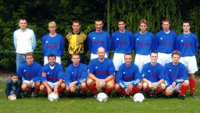 2003-2004 Seniors A